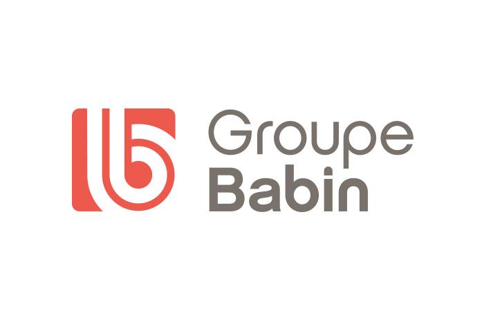 Groupe Babin – Logo et papeterie