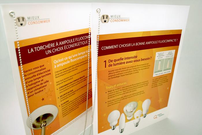 Guide d'achat d'ampoules fluocompactes