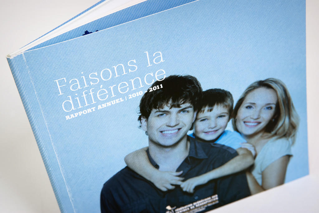 Rapport annuel 2010-2011