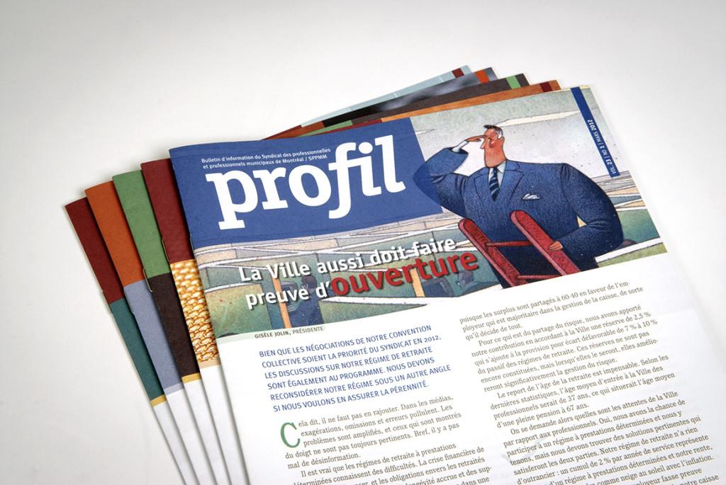 Magazine PROFIL