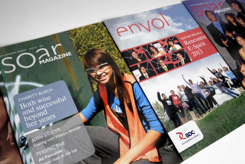 Magazine SOAR/ENVOL