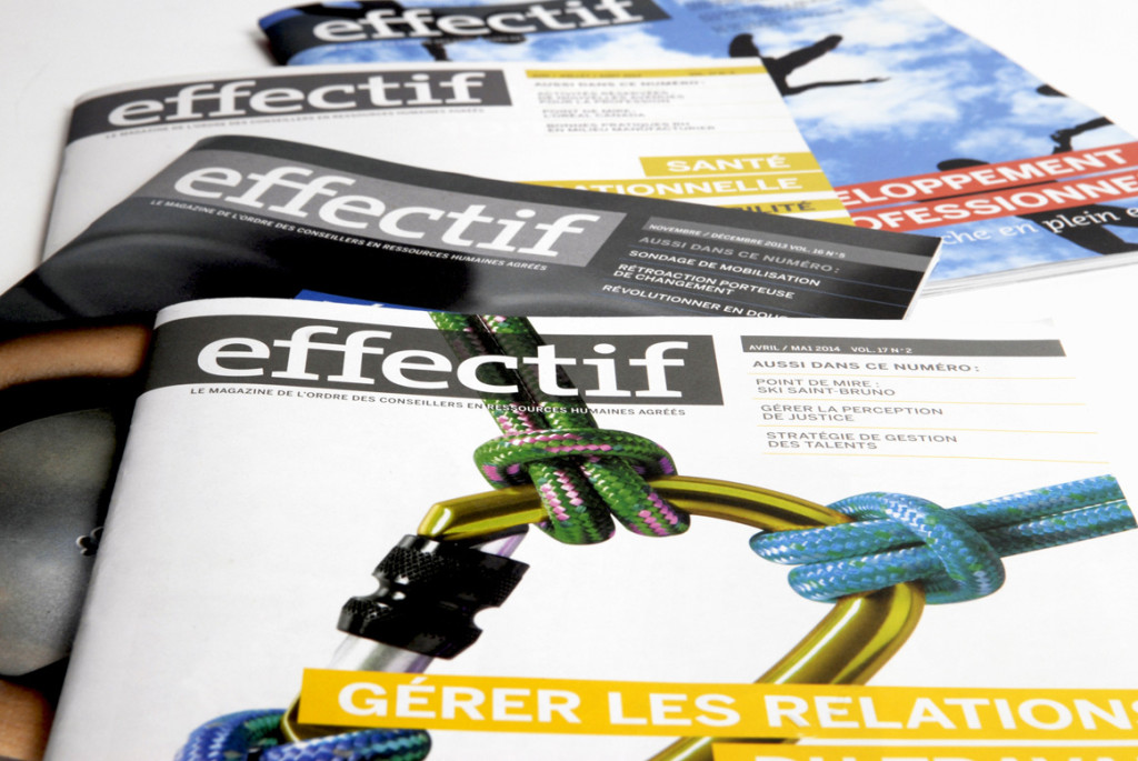 Magazine EFFECTIF