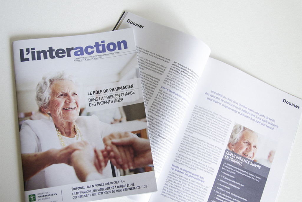 Magazine L'INTERACTION