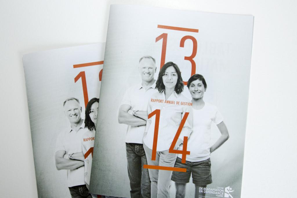 Rapport annuel de gestion 2013-2014