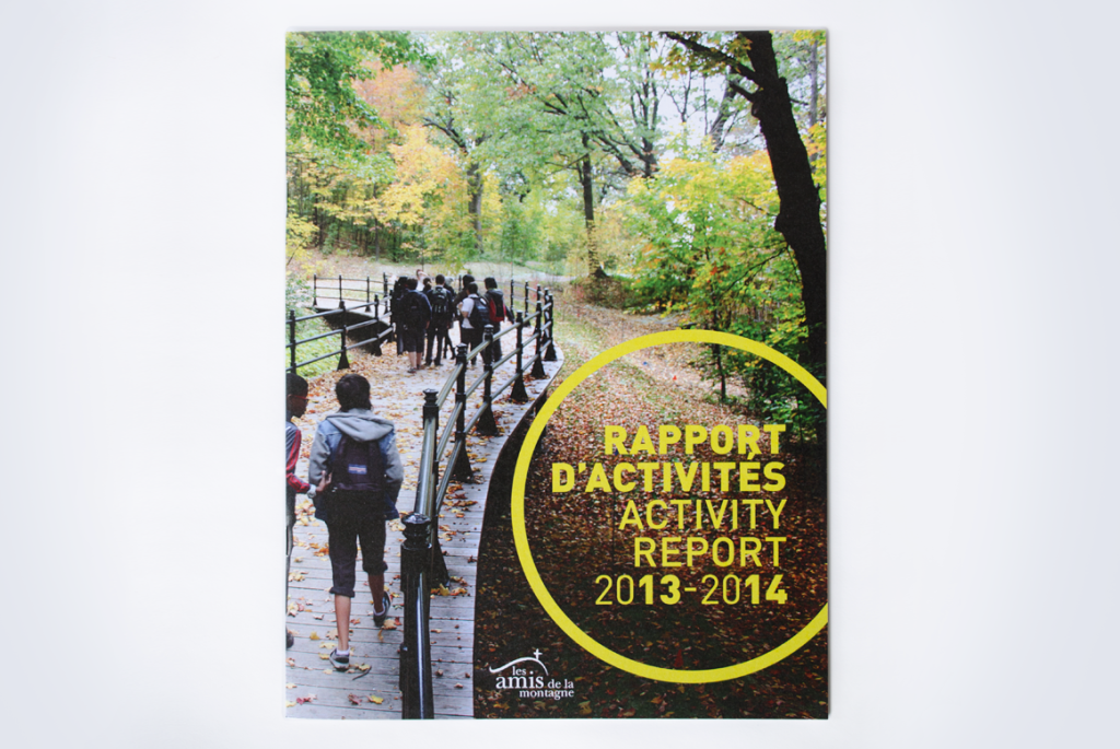 Rapport Annuel 2013-2014