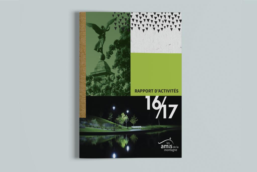 Rapport d'activités 2016-17