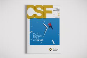 Magazine CSF